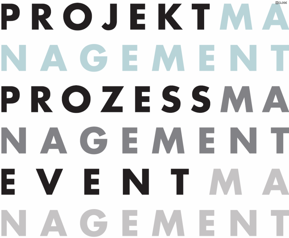 ProjektManagement - ProzessManagement - EventManagement